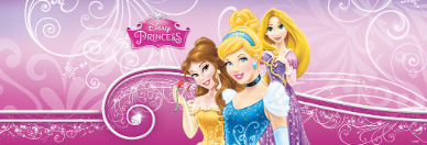 Disney Princess Wall Decor