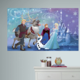 Disney Frozen Peel and Stick Wall Mural