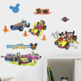Mickey and the Roaster Racers Wall Decals
