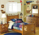 Pirate Treasures Peel and Stick Wall Decals
