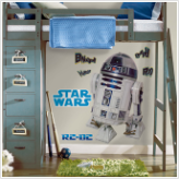 Star Wars R2-D2 Giant Wall Decal
