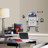 R2-D2 Dry Erase Board Giant Wall Decals
