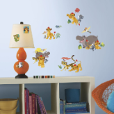 The Lion Guard Wall Decals Set
