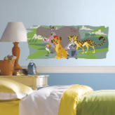 The Lion Guard and Friends Giant Wall Decal