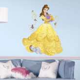Sparkling Belle Giant Wall Decals