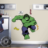 Classic Hulk Giant Wall Decals