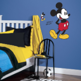 Classic Mickey Mouse Giant Wall Decals
