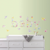 Kathy Davis Baby Butterflies Wall Decals