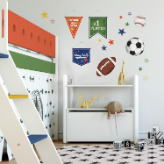 Sports Balls Wall Decals