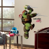 Teenage Mutant Ninja Turtles RAPHAEL Giant Wall Decal