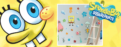 Spongebob Squarepants Room Decor