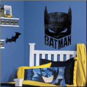 Batman Mask Giant Wall Decals