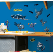 Batman GOTHAM GUARDIAN Wall Stickers