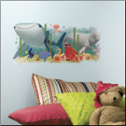 Finding Dory and Friends Giant Graphic Wall Decal