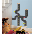 Build a Road Wall Decals