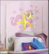 Fluttershy Giant Peel and Stick Wall Decals