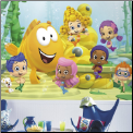 Bubble Guppies Wall Decor