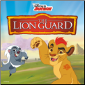 The Lion Guard Wall Decor