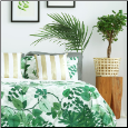 Palm Leaf Giant Wall Decals