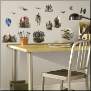 Star Wars Rogue One Wall Decals