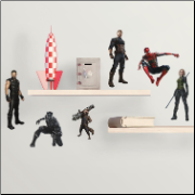 Avengers Infinity War Wall Decals