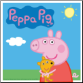 Peppa Pig Wall Decor