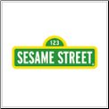 Sesame Street Wall Decor