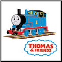 Thomas the Train Wall Decor