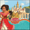 Elena of Avalor Wall Decor