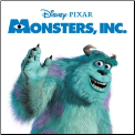 Monsters Inc. and Monsters University Wall Decor