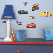 Disney Cars 3 Movie Wall Decals