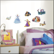 Disney Princess Big Dream Wall Decals