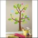 Kids Tree Giant Wall Mural Decal