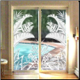 Bahama Breeze Window Film