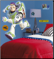 Buzz Lightyear Giant Decal - Glow-in-the-Dark