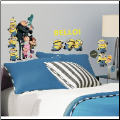 Despicable Me 2 Wall Decals