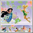 Disney Fairies Peel & Stick Wall Border