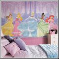 Disney Perfect Princess XL Prepasted Wallpaper Mural