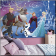 Disney Frozen Magic XL Wall Mural