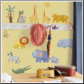 Jungle Adventure Wall Decals