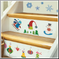 Let it Snow Removable Wall Stickers