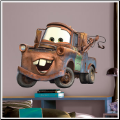 Mater Giant Wall Decal