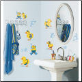 Bubble Bath Wall Decals
