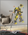 Transformers Age of Extinction Giant BUMBLEBEE Wall Decal