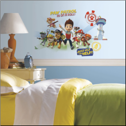 Paw Patrol Giant Peel and Stick Wall Decal
