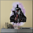 Batman with Villains Giant Wall Decals