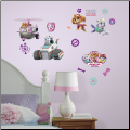 Paw Patrol Girl Pups Peel and Stick Wall Decals