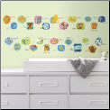 ABC Animals Wall Decals