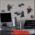 Batman v Superman Wall Decals Set