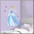 Sparkling Cinderella Giant Wall Decals
